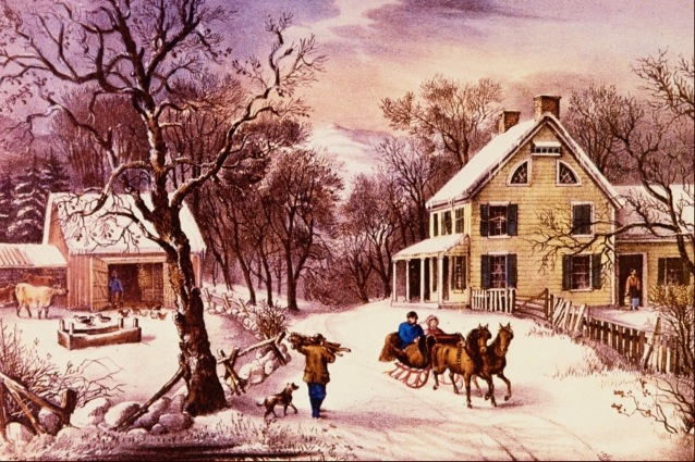 American_Homestead_Winter_-_Currier_and_Ives